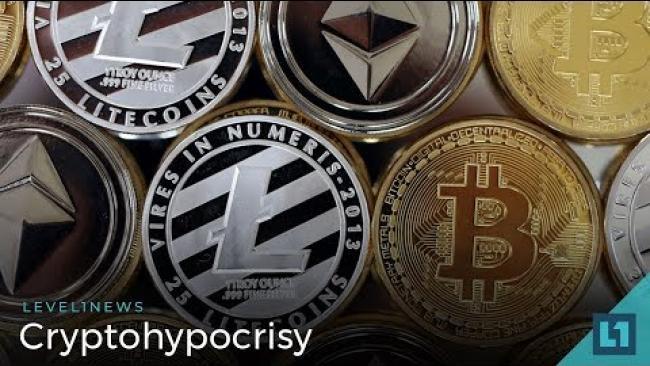Embedded thumbnail for Level1 News May 2 2018 - Cryptohypocrisy