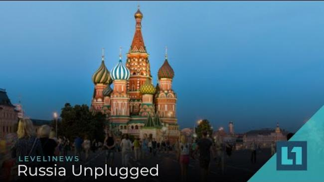 Embedded thumbnail for Level1 News December 31 2019: Russia Unplugged