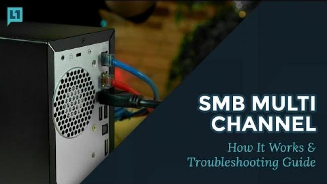 Embedded thumbnail for SMB Multichannel: How It Works & Troubleshooting Guide