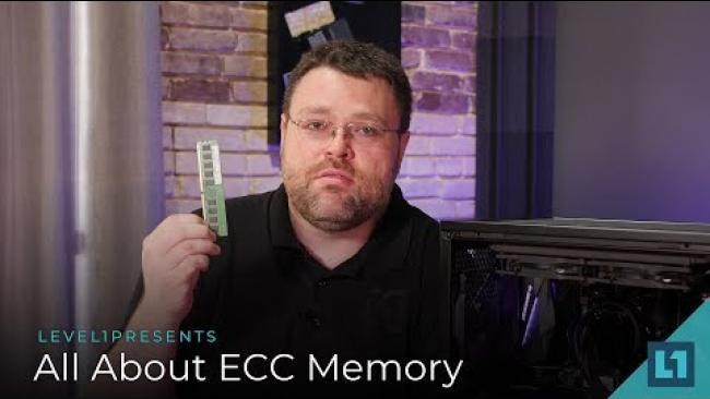 Embedded thumbnail for Ryzen: Finding & Running 2666+ ECC. Or  Build our own ECC?