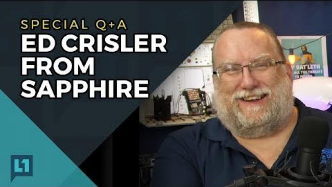 Embedded thumbnail for Special Q+A: Ed from Sapphire on the Pulse RX570 RX580 Graphics Cards