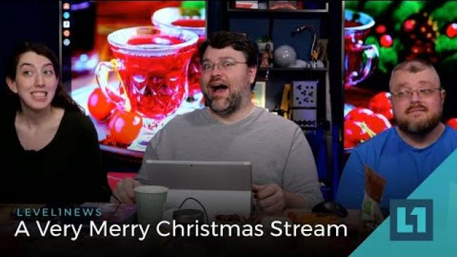 Embedded thumbnail for Level1 End of Year Drinking News (Live)