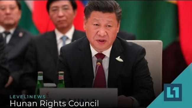 Embedded thumbnail for Level1 News April 7 2020: Hunan Rights Council