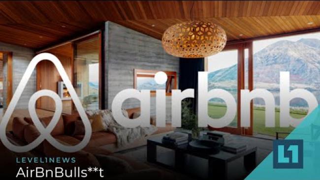 Embedded thumbnail for Level1 News April 1 2020: AirBnBulls**t