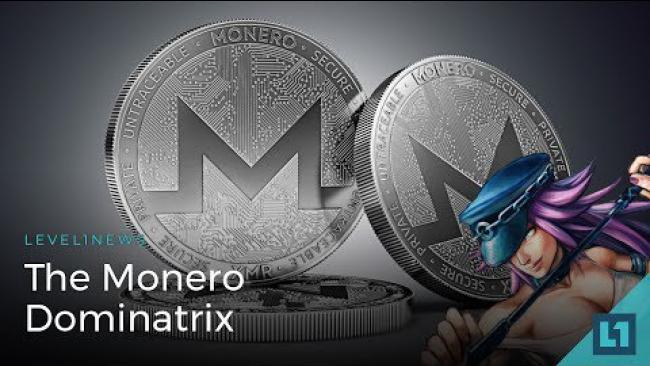 Embedded thumbnail for The Monero Dominatrix; Level1 News 2017-12-25