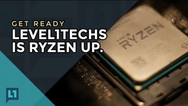 Embedded thumbnail for Ryzen Intro