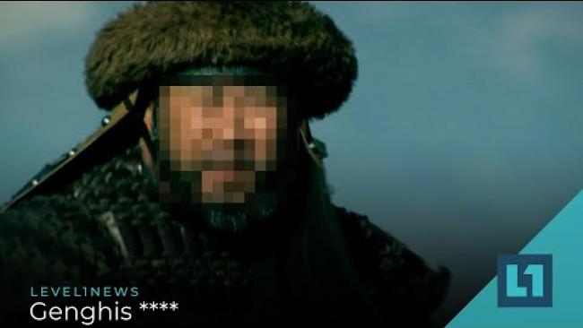 Embedded thumbnail for Level1 News October 23 2020: Genghis ****