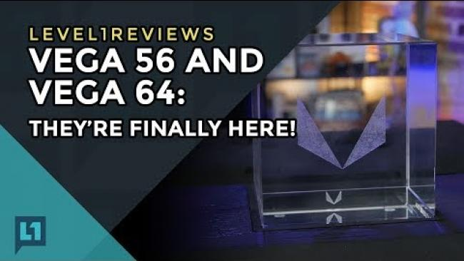 Embedded thumbnail for RX VEGA 56 and RX VEGA 64: It's Finally HERE! (Unboxing Only)