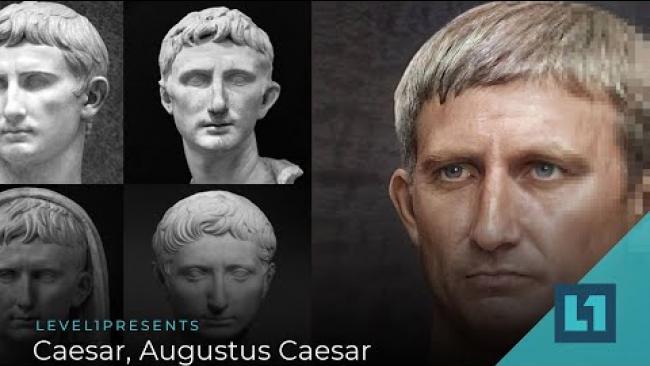 Embedded thumbnail for Level1 News September 4 2020: Caesar, Augustus Caesar