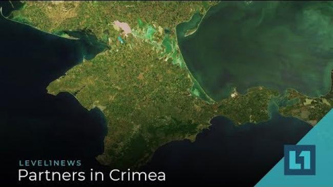 Embedded thumbnail for Level1 News December 3 2019: Partners in Crimea