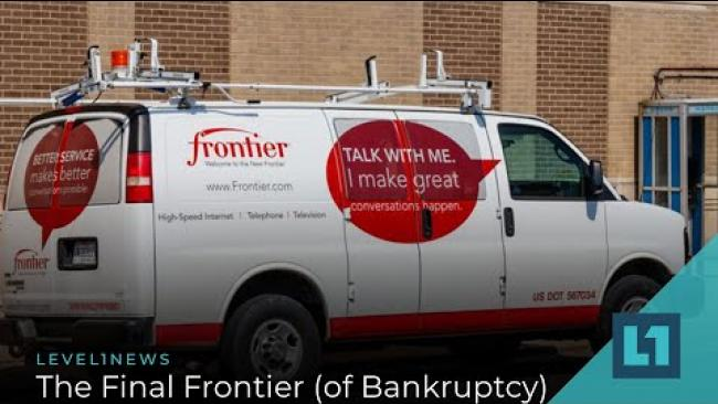 Embedded thumbnail for Level1 News April 22 2020: The Final Frontier (Of Bankruptcy)