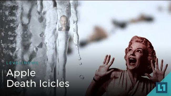 Embedded thumbnail for Level1 News January 2 2018: Apple D3ath Icicles