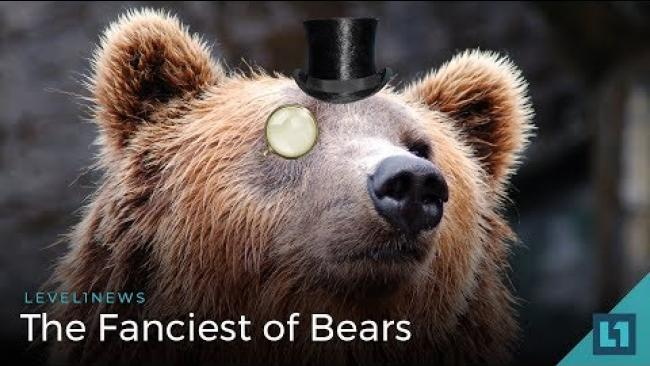 Embedded thumbnail for L1 News (Security etc): The Fanciest of Bears  -- 2018-03-07