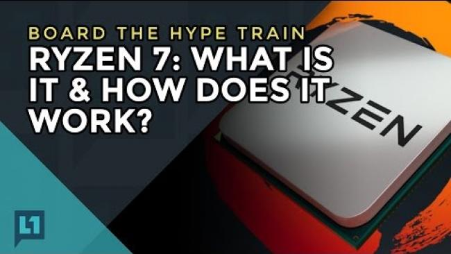 Embedded thumbnail for AMD Ryzen: Part 1 The Chip, The Myth, The Legend