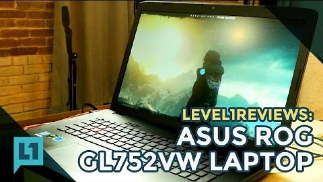 Embedded thumbnail for ASUS ROG GL752VW-DH71 - Quick Review & Linux Test