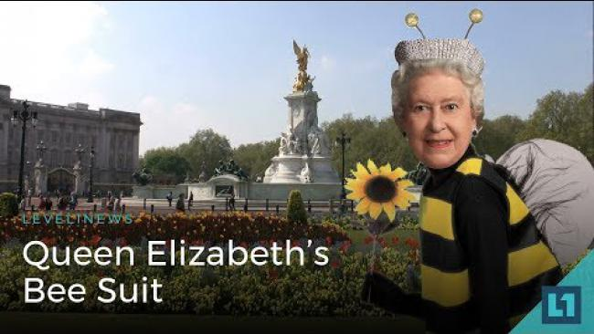 Embedded thumbnail for Level1 News December 19 2017: Queen Elizabeth's Bee Suit
