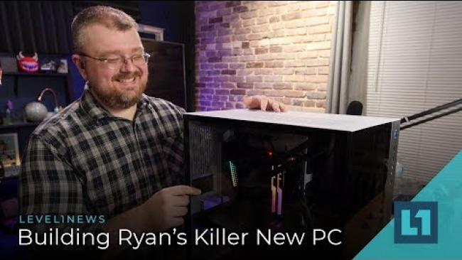 Embedded thumbnail for Building Ryan's Killer New PC