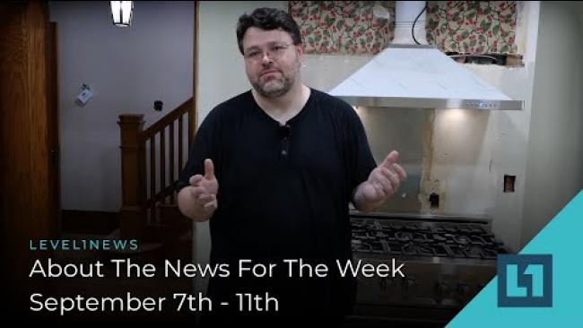 Embedded thumbnail for About The News For The Week September 7th - 11th