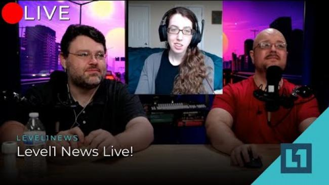 Embedded thumbnail for L1 News: Live! Week of 13 September