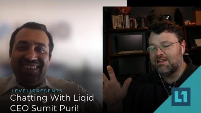Embedded thumbnail for Chatting With Liqid CEO Sumit Puri: Is Composable Infrastructure the Future of Data Centers?