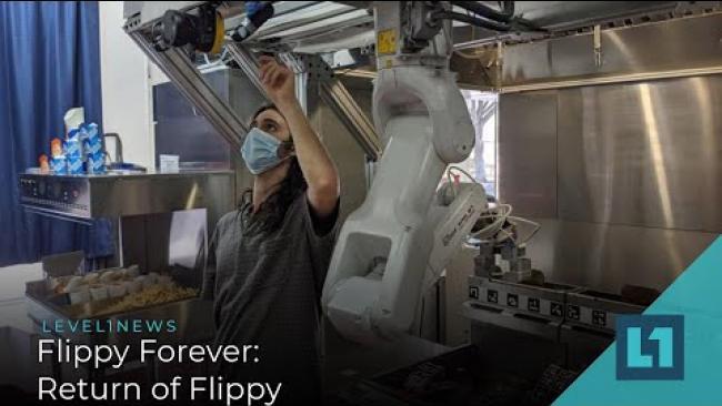 Embedded thumbnail for Level1 News July 22 2020: Flippy Forever: Return of Flippy