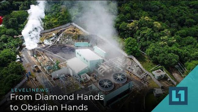 Embedded thumbnail for Level1 News June 15 2021: From Diamond Hands to Obsidian Hands