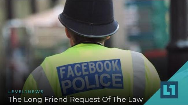 Embedded thumbnail for Level1 News September 14 2021: The Long Friend Request Of The Law