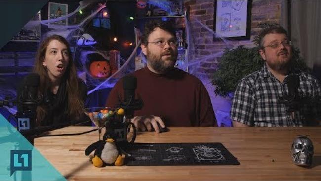 Embedded thumbnail for Level1 News: 2017-10-31 Season 2, Episode One. Thanks!
