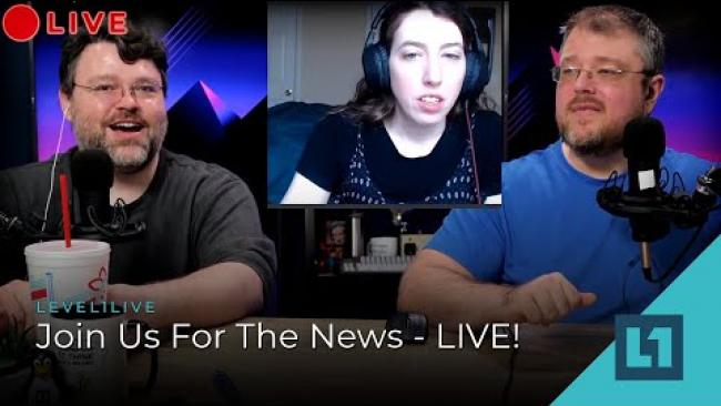 Embedded thumbnail for Level1 News: Live May 17