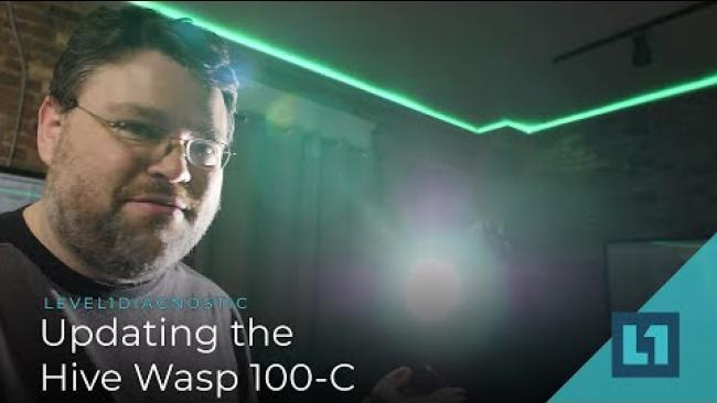 Embedded thumbnail for Level1 Diagnostic: Updating the Hive Wasp 100-C