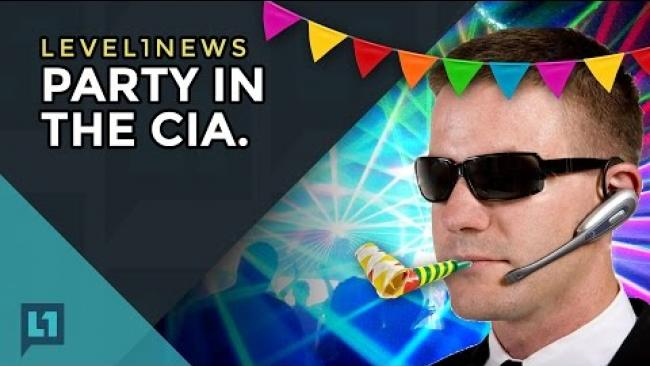 Embedded thumbnail for L1News: 2017-03-14 Party in the CIA