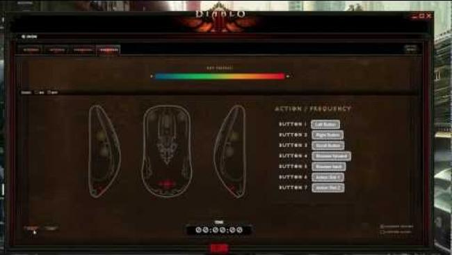Embedded thumbnail for SteelSeries Diablo III Mouse Review