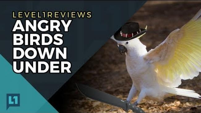 Embedded thumbnail for Level1 News November 7th 2017: Angry Birds Down Under