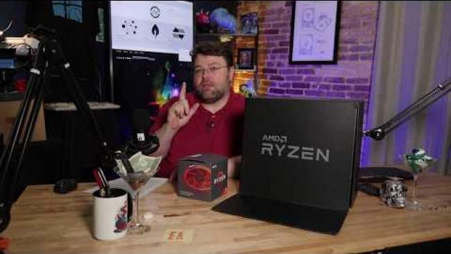 Embedded thumbnail for SenseMI -- What does it do for you on the new Ryzen 2000 cpus?